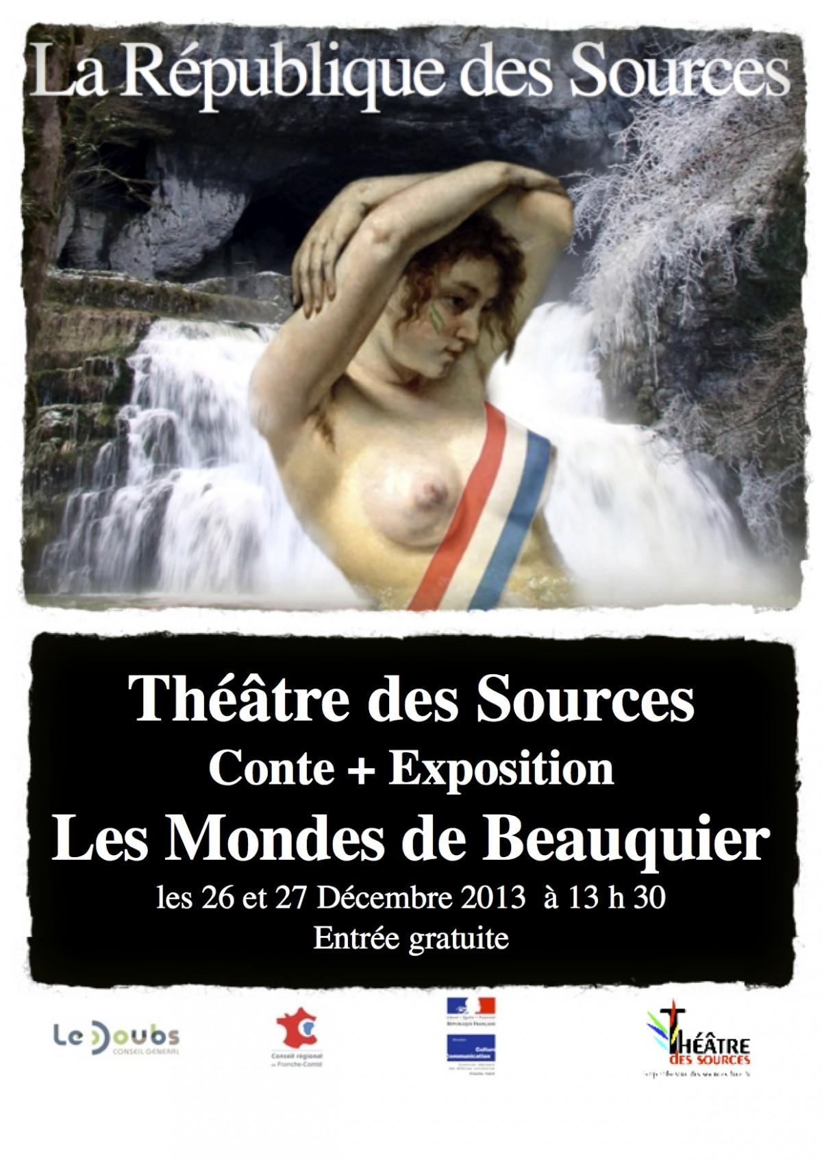 Affiche de La République des Sources