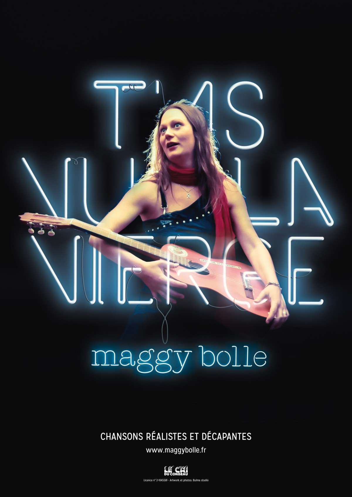 Maggy Bolle - T'as vu la vierge ?