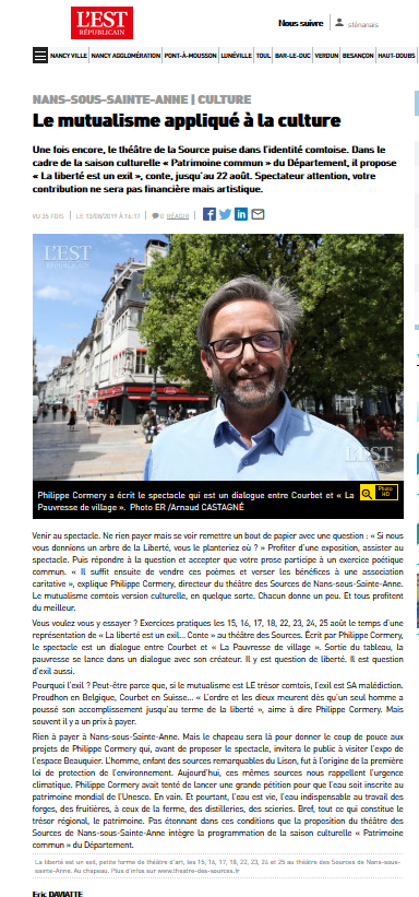 Article Est muttualisme